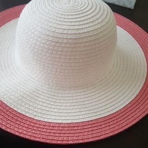 Janie and jack NWT 6 M dressy sun hat